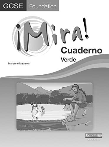 9780435396916: Mira GCSE Foundation Workbook Pack (AQA GCSE Mira)