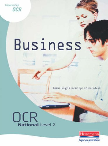 9780435401221: OCR National Level 2 in Business: Student Book