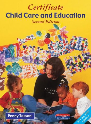 9780435401573: Certificate in Child Care and Education 2nd Ed