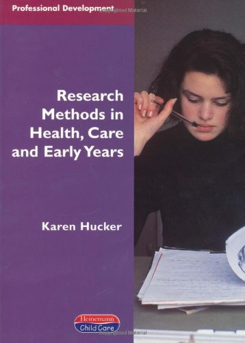 9780435401689: Research Methods in Health, Care and Early Years (Professional Development)