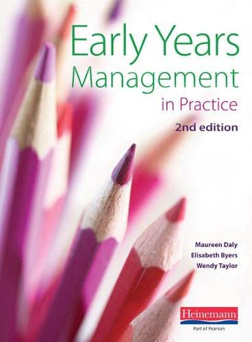 9780435402471: Early Years Management in Practice
