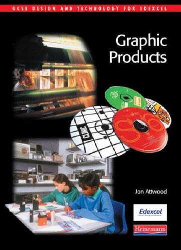 9780435417802: GCSE Design & Technology for Edexcel: Graphic Products Student Book (GCSE Design and Technology for Edexcel: Graphic Products)