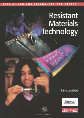 9780435417833: GCSE Design and Technology for Edexcel: Resistant Materials Technology Student Book