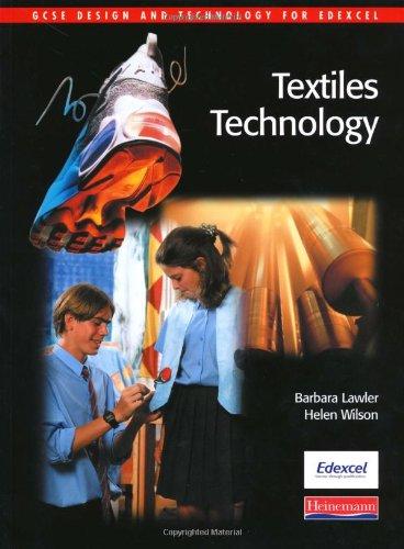 9780435417864: GCSE Design & Technology for Edexcel: Textiles Technology Student Book (Edexcel GCSE Textiles 2009)