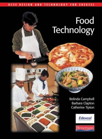 9780435417895: GCSE Design & Technology for Edexcel: Food Technology Student Book (GCSE Design and Technology for Edexcel: Food Technology)