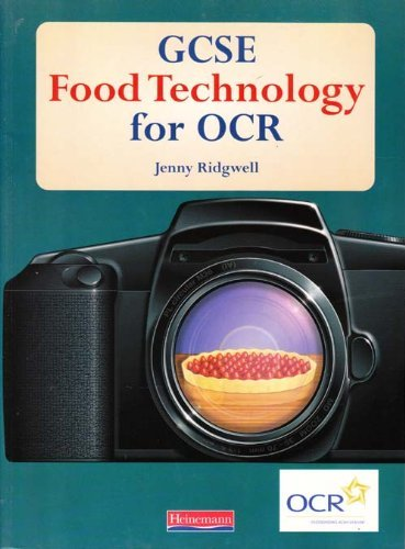 9780435419462: GCSE Food Technology for OCR Student Book