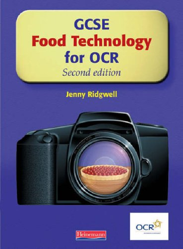 9780435419516: GCSE Food Technology for OCR: Student Book,