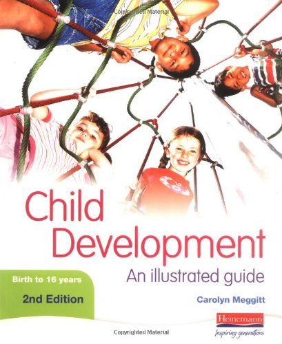 9780435420482: Child Development: An illustrated guide,
