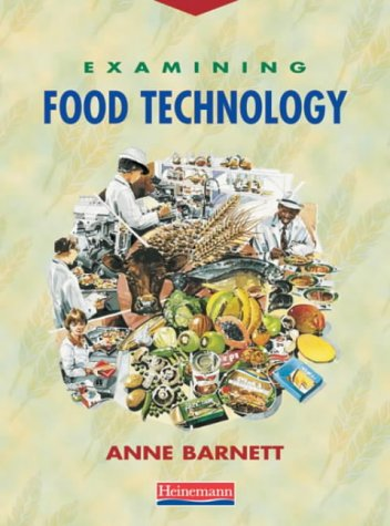 9780435420628: Examining Food Technology Student Book