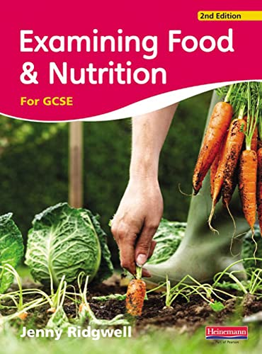 9780435420710: Examining Food and Nutrition for GCSE