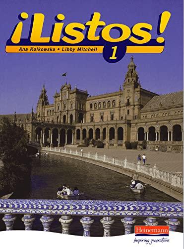 9780435429041: Listos! 1 Pupils Book