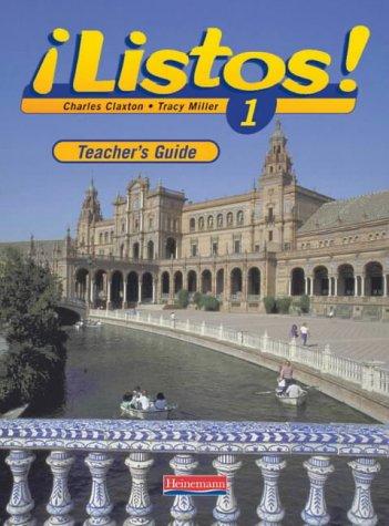 9780435429072: Listos 1: Teacher's Guide
