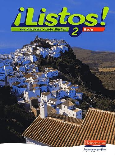 9780435429607: Listos! 2 Rojo Pupils Book (Listos for 11-14)