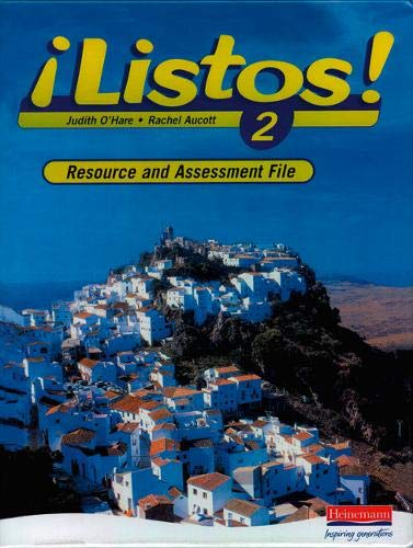 9780435429812: Listos! 2: Verde and Rojo - Resource and Assessment File (Listos!)
