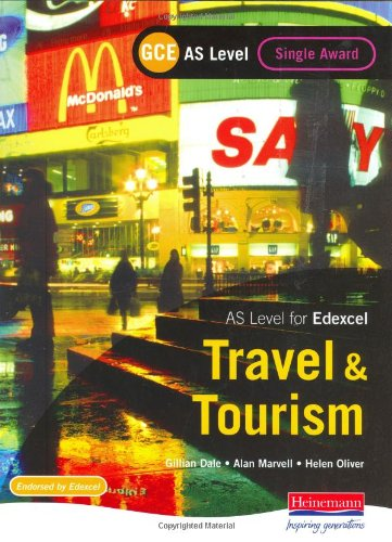 9780435446420: GCE AS Travel and Tourism for Edexcel