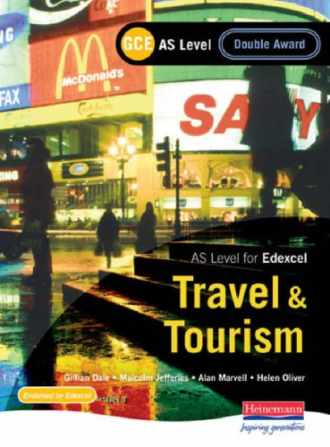 9780435446437: GCE AS Travel and Tourism for Edexcel: Double Award