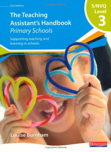 9780435449384: S/NVQ Level 3 Teaching Assistant's Handbook