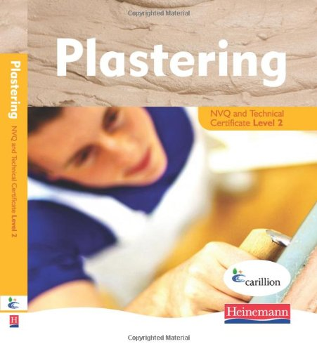 9780435449452: Plastering: NVQ and Technical Certificate, Level 2