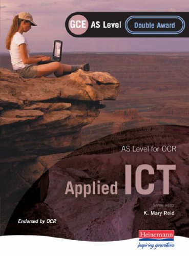 9780435449964: OCR AS GCE Applied ICT Double Award