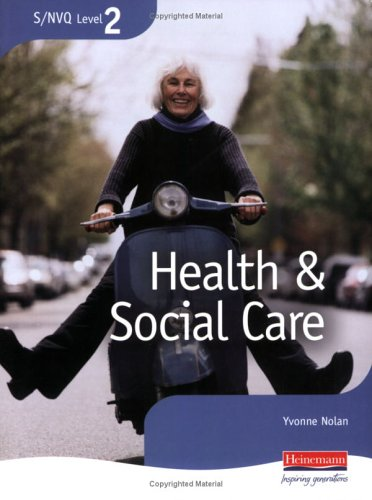 9780435450694: NVQ Level 2 Health and Social Care: Candidate Handbook