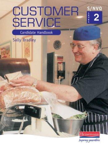9780435451691: S/NVQ Level 2 Customer Service (NVQ Customer Service)