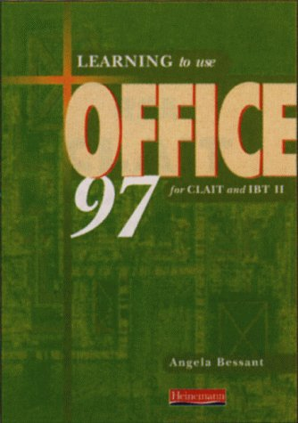 9780435451998: Learning to use Office 97 for CLAIT and IBT2