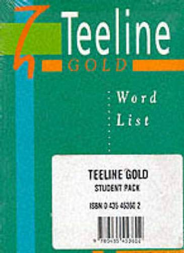 Teeline Gold Student Pack (0435453602) by Jean Clarkson; Stephanie Hall; Celia Osborne; Ulli Parkinson; Harry Butler; Anne Tilly; Mavis Smith