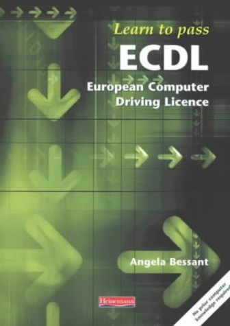 9780435455736: Learning to Pass the European Computer Driving Licence