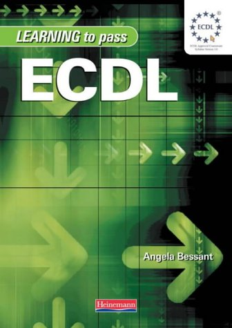 9780435455774: Learning to Pass ECDL (Revised Edition)