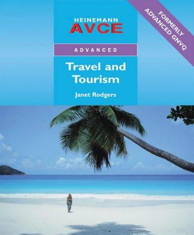 9780435455927: AVCE: Travel & Tourism Student Book (Heinemann AVCE: Advanced)