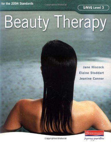 Beauty Therapy S/NVQ Level 3: Ms Jane Hiscock,