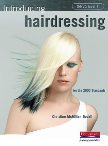 9780435456566: S/NVQ Level 1 Introducing Hairdressing
