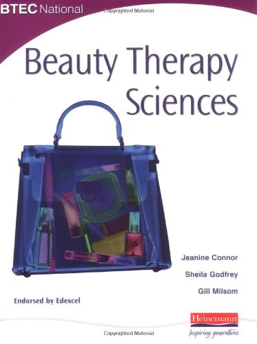 BTEC National Beauty Therapy Sciences: Connor, Ms Jeanine,