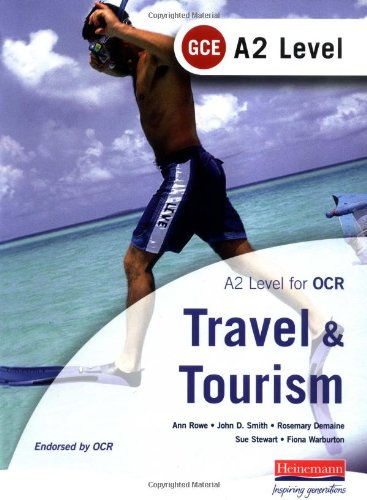 9780435463557: OCR A2 GCE Travel and Tourism
