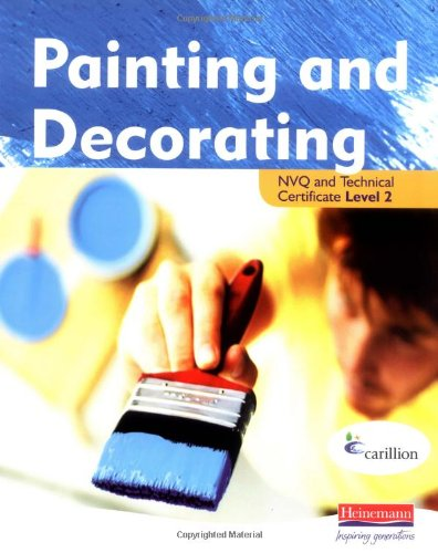 9780435463595: Painting and Decorating NVQ Level 2
