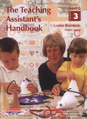 nvq level 3 teaching assistant More information on the role of teaching or classroom assistant, including salary,   our nvq/svq for teaching and classroom assistants covers all the essential.