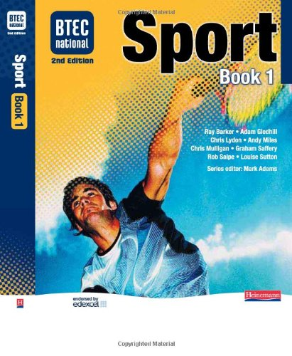 9780435465148: BTEC National Sport Book 1
