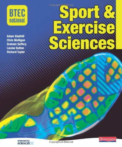 9780435465162: BTEC National Sport and Exercise Sciences (Btec Nationals)