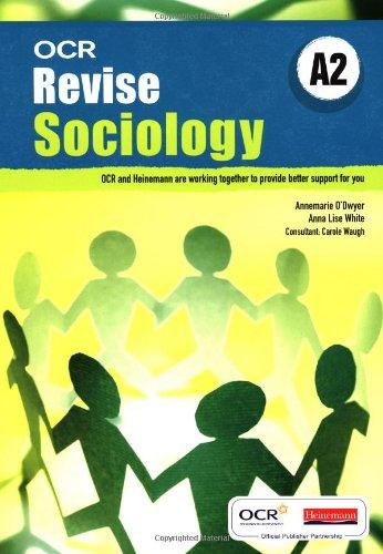 9780435466978: Revise A2 Sociology OCR (OCR GCE Sociology)