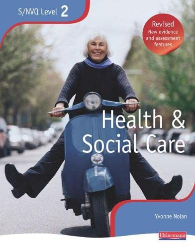 9780435466985: NVQ/SVQ Level 2 Health and Social Care Candidate Book