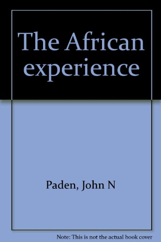 9780435469016: The African experience