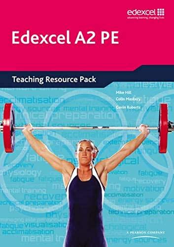 9780435500634: Edexcel A2 PE Teaching Resource Pack