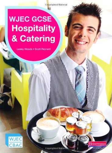 9780435501020: WJEC GCSE Hospitality and Catering: Student Book (WJEC Hospitality and Catering)
