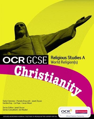 9780435501303: OCR GCSE Religious Studies A: Christianity Student Book