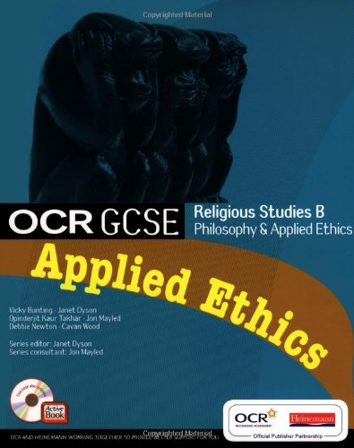 9780435501518: OCR GCSE Religious Studies B: Applied Ethics: Student Book