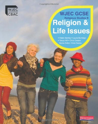 9780435501617: WJEC GCSE Religious Studies B Unit 1: Religion & Life Issues Student Book with ActiveBk CD