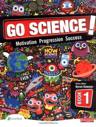 9780435503680: Go Science!: Pupil Bk.1