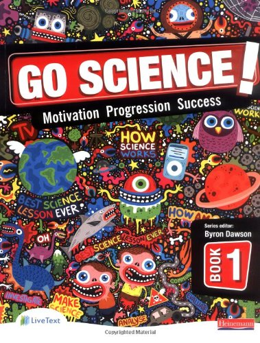 9780435503680: Go Science! Pupil Book 1 (Bk.1)