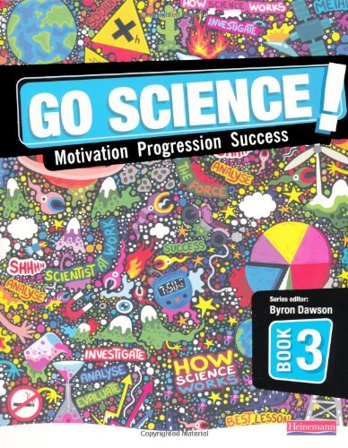 9780435503727: Go Science! Pupil Book 3