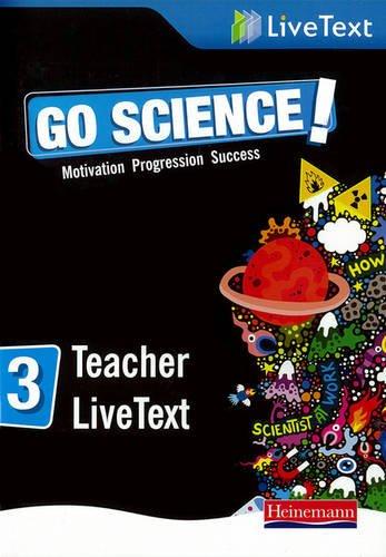 Go Science! Teacher LiveText 3 (Mixed media product)
